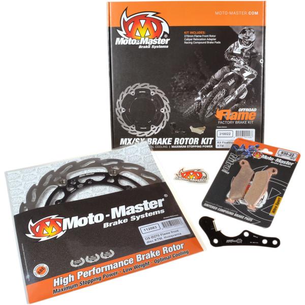 (訳ありセール 格安) 【USA在庫あり】 モトマスター HD ROTOR Moto-Master ROTOR KIT 270MM 1704-0332 1704-0332 HD, 九谷陶芸 北山堂:e2358c12 --- clftranspo.dominiotemporario.com