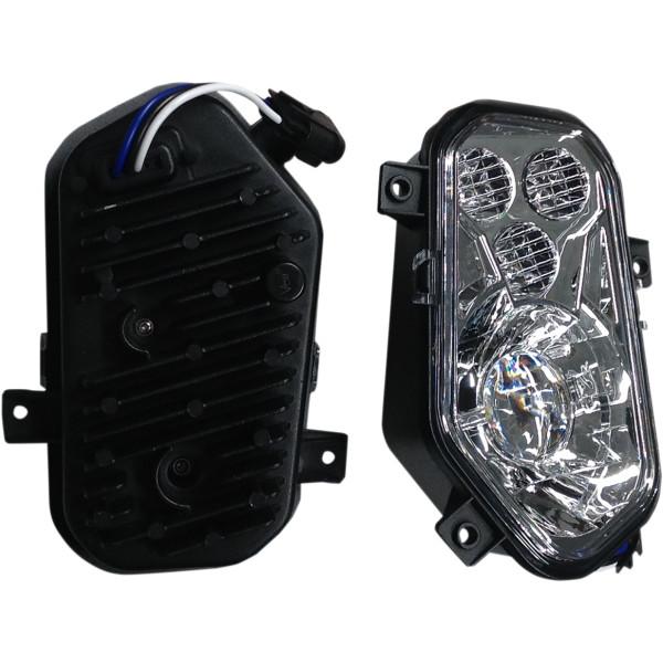 【USA在庫あり】 ブライトライツ Brite-Lites LEDヘッドライトキット 左右ペア 2001-1557 HD店