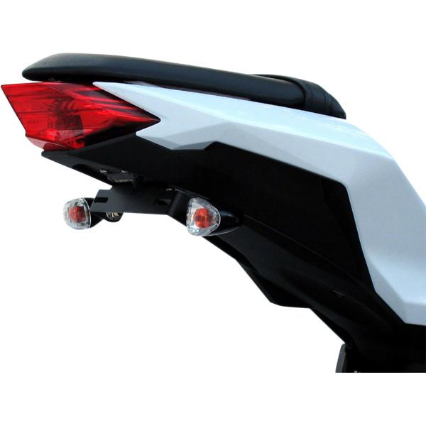 【USA在庫あり】 タルガ Targa フェンダーレスキット 17年 ニンジャ EX300R ウインカー付き 2030-1126 HD店