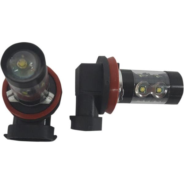 【USA在庫あり】 リブコ プロダクト RIVCO Products 補修用LEDバルブ H8 左右ペア 2060-0627 HD店