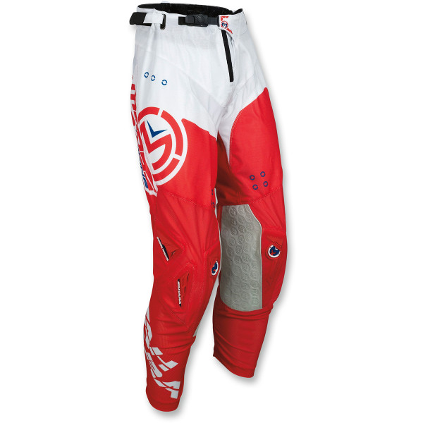 【USA在庫あり】 ムースレーシング MOOSE RACING PANT S18 SAHARA RD/WH 28 2901-6592 HD