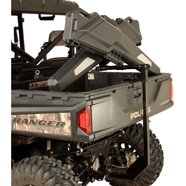 【USA在庫あり】 ムース MOOSE Utility Division ヒッチマウントキット ATV/UTV 銃/ライフルケース用 3518-0137 HD店