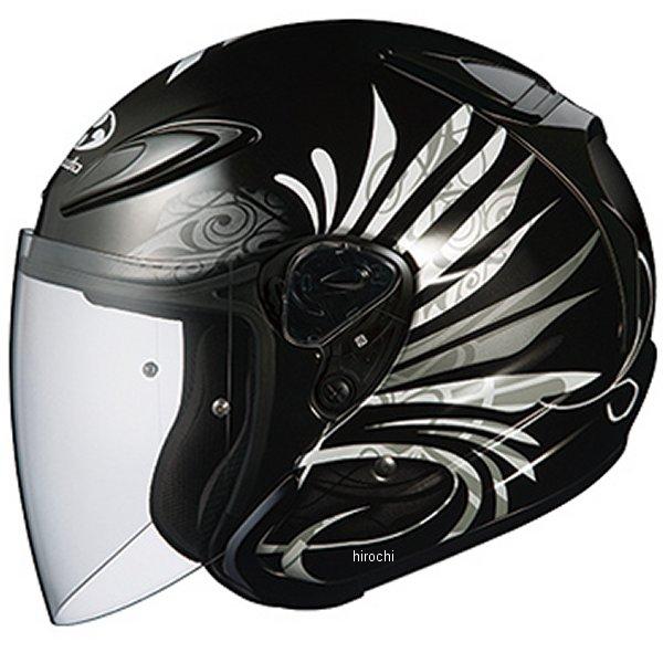 オージーケーカブト OGK KABUTO ジェットヘルメット AVAND2LB ブラックメタリック-1 Sサイズ 4966094571597 HD店