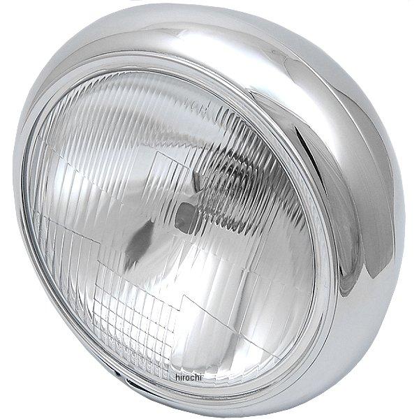 【USA在庫あり】 DRAG ヘッドライト 7インチ H4 グライドスタイル DS-280037 HD店