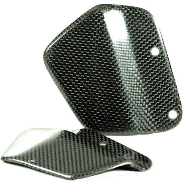 【メーカー在庫あり】 ギルズツーリング GILLES TOOLING カーボンヒールプレート FACTOR-X用 左右セット 09年-14年 YZF-R1 FXR-CAR-Y01 HD店