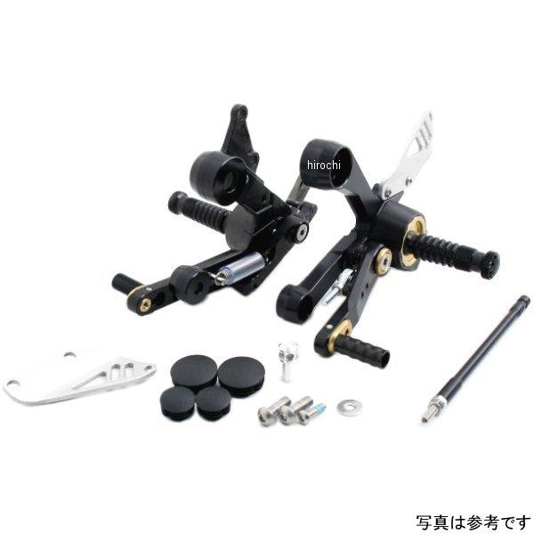 ギルズツーリング GILLES TOOLING バックステップキット RCT10GTタイプ 14年-16年 MT-09 黒/黒 RCT10GT-Y02-B HD店
