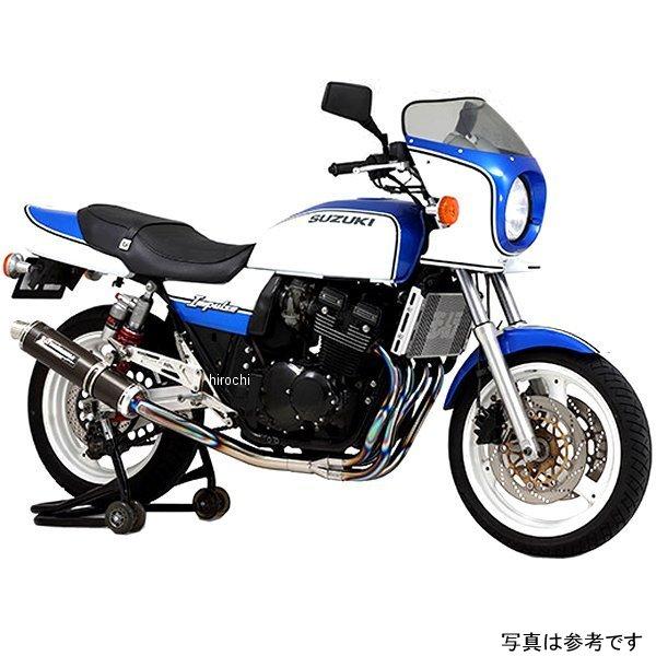 ヨシムラ 機械曲チタンサイクロン フルエキゾースト 94年-99年 GSX400 インパルス TS 110-152-8251 HD店