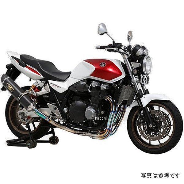 ヨシムラ 機械曲R-77S チタンサイクロン LEPTOS FIRE SPEC フルエキゾースト 08年以降 CB1300 TSC 110-41EF8150 HD店
