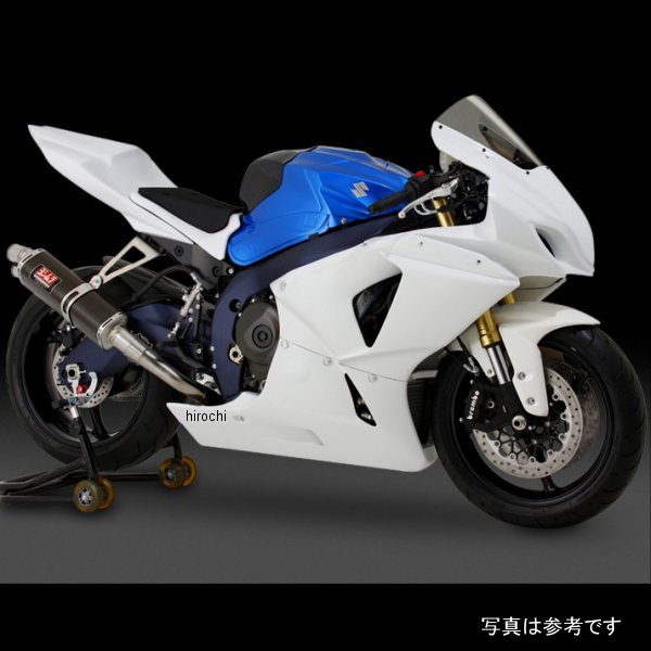 ヨシムラ Tri-Ovalレーシングサイクロン4-2-1TYPE フルエキゾースト 350mm 12年-16年 GSX-R1000 SS 150-519-5950 HD店