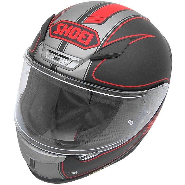 【メーカー在庫あり】 ショウエイ SHOEI フルフェイスヘルメット Z-7 FLAGGER フラッガー TC-1 赤/黒 L Lサイズ(59cm) 4512048464349 HD店
