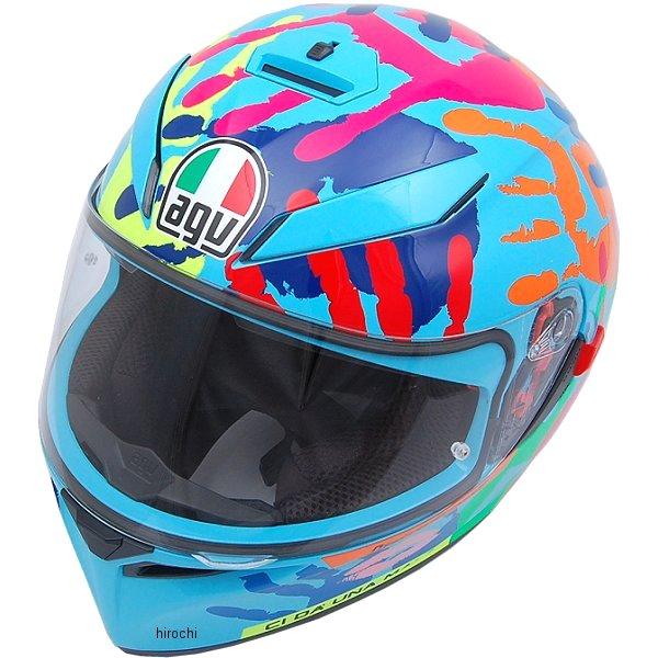 エージーブイ AGV フルフェイスヘルメット K-3 SV TOP MISANO 2014 Mサイズ (57-58cm) 030190E0010-M HD店