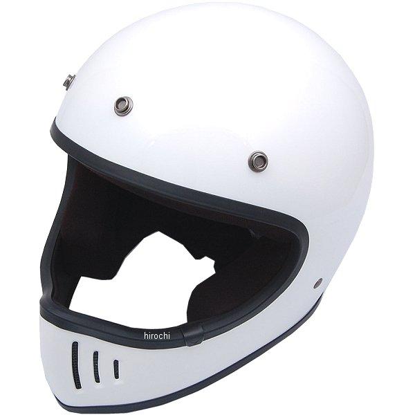 【メーカー在庫あり】 ダムトラックス DAMMTRAX フルフェイスヘルメット BLASTER-改 ブラスター-カイ 白 Lサイズ 4560185906451 HD店