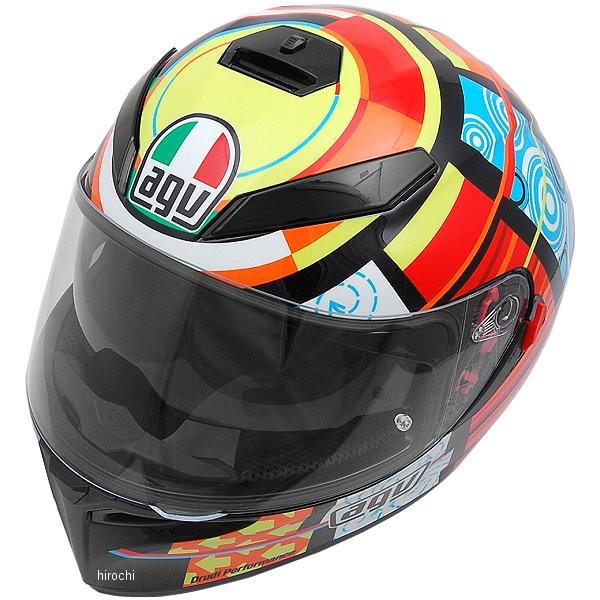 エージーブイ AGV フルフェイスヘルメット K-3 SV TOP ELEMENTS Sサイズ (55-56cm) 030190E0-004-S HD店