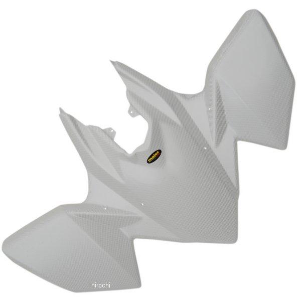 【USA在庫あり】 メイヤー maier フロントフェンダー 06年-09年 スズキ LT-R450 カーボン調 白 1404-0305 HD店