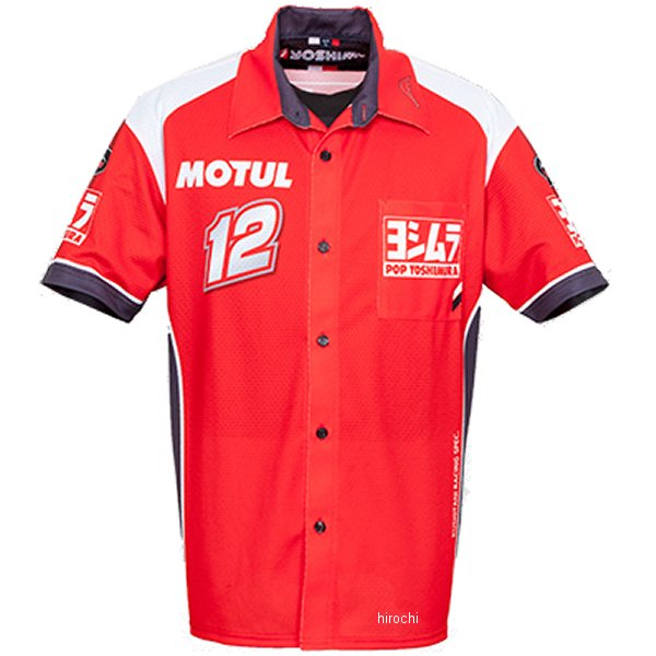 ヨシムラ ピットシャツ 3Lサイズ 900-217-203L HD店