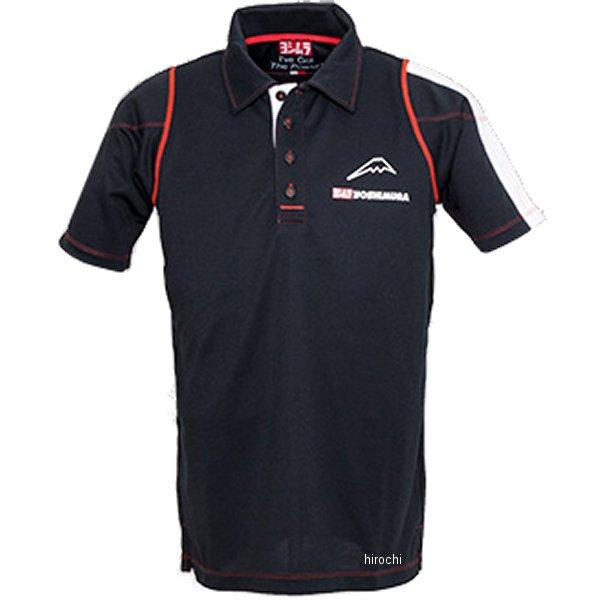 ヨシムラ スポルトポロシャツ 黒 Lサイズ 900-217-220L HD店