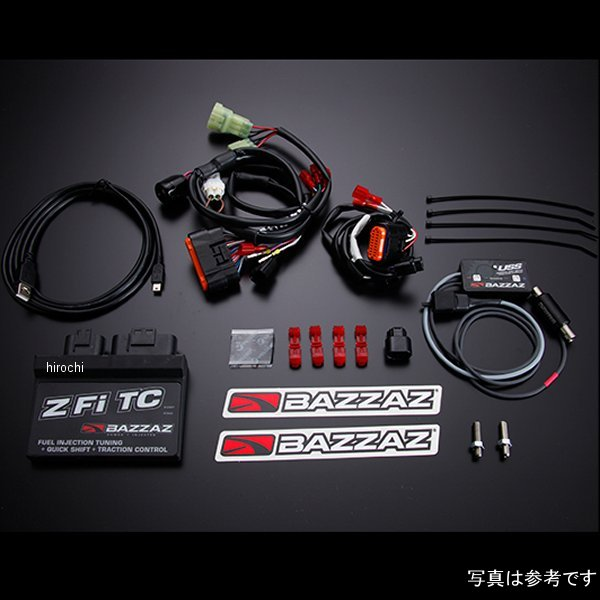 ヨシムラ BAZZAZ Z-FI TC 16年 ZX-10R BZ-T4414 HD店