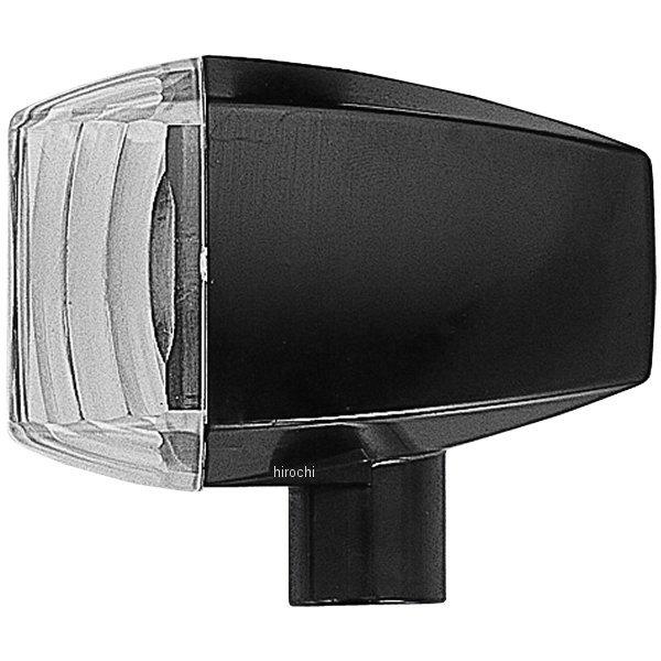 ポッシュ POSH ウインカーセット 06年-12年 CB1300SB、CB400SB ZRタイプ クリスタルカット 黒/クリアー 056086-06 HD店