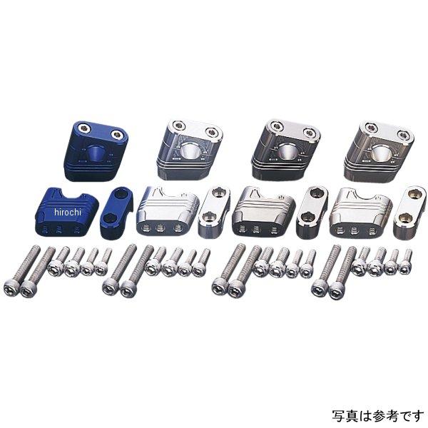 【メーカー在庫あり】 ポッシュ POSH マッスルポジションブラケット 13年-15年 グロム、MSX125 赤 059052-02 HD店