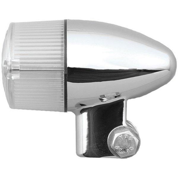 ポッシュ POSH ウインカーセット 01年-03年 ZRX1200R 砲弾タイプ メッキ/クリアー 071599-33 HD店