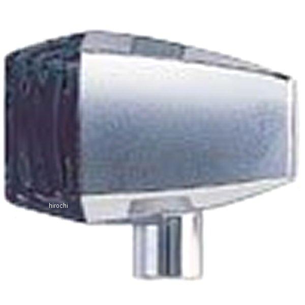 ポッシュ POSH ウインカーセット 06年-07年 CB1300SF、CB400SF SPECIII ZRタイプ クリスタルカット メッキ/スモーク 153087 HD店