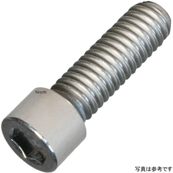 ポッシュ POSH ソケットキャップボルト 3/4-10X5 2個 SC1250P-02 HD店