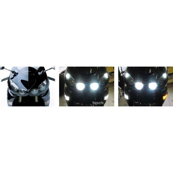 オダックス ODAX デイライトキット 06年-17年 ZX-14R、ZZR1400、1400GTR フロント OXS-ZX14004-WY HD店