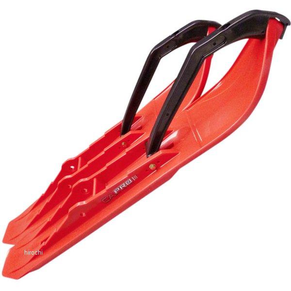 【USA在庫あり】 C&A Pro エクストリームクロスオーバーXCS スキー 赤 (左右ペア) 4602-0096 HD店