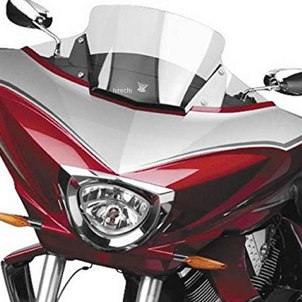【USA在庫あり】 ナショナルサイクル National Cycle スクリーン Vストリーム ライトスモーク ショート 13年-14年 トライアンフ トロフィーSE 552510 HD
