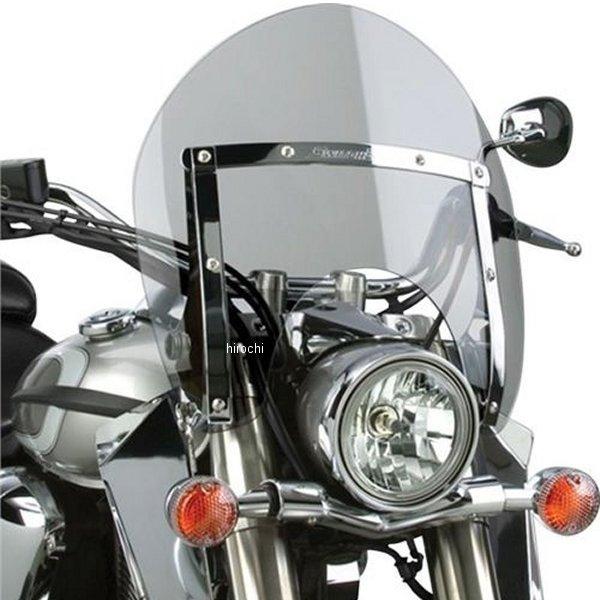 【USA在庫あり】 ナショナルサイクル ウインドシールド スイッチブレード ショーティ 01年-14年 C50T ブルバード、VL800 ライトスモーク 557907 HD