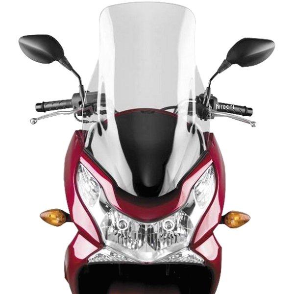 【USA在庫あり】 ナショナルサイクル National Cycle スクーター ウインドシールド 13年 PCX150 ショート クリア 552427 HD