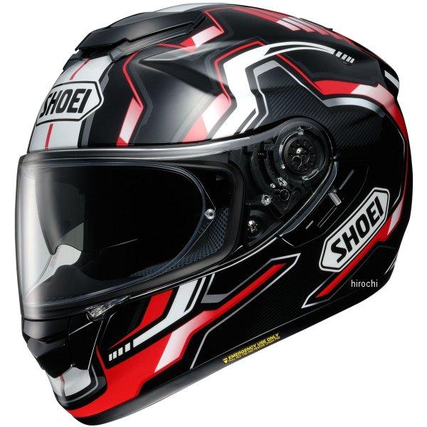 ショウエイ SHOEI フルフェイスヘルメット GT-Air BOUNCE ジーティー エアー バウンス TC-1 赤/黒 XXLサイズ (63cm) 4512048472023 HD店