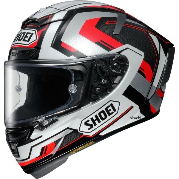 【メーカー在庫あり】 ショウエイ SHOEI フルフェイスヘルメット X-Fourteen BRINK ブリンク TC-5 黒/白 XLサイズ (61-62cm) 4512048472290 HD店