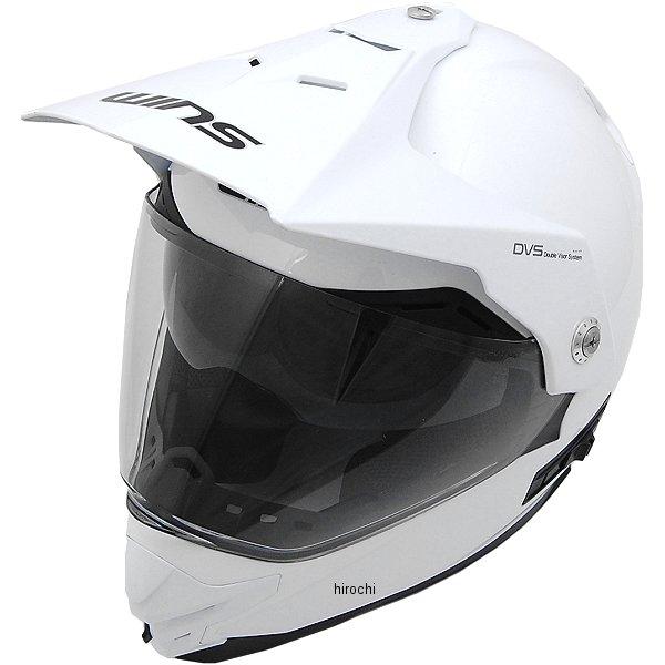 【メーカー在庫あり】 ウインズ WINS オフロードヘルメット X-ROAD クールホワイト Mサイズ 4560385761096 HD店