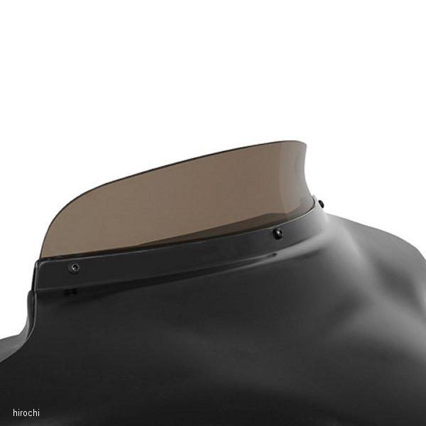 【USA在庫あり】 メンフィスシェード Memphis Shades スポイラー純正フェアリング用 3インチ高 99年-13年 FLH スモーク 2310-0677 HD店