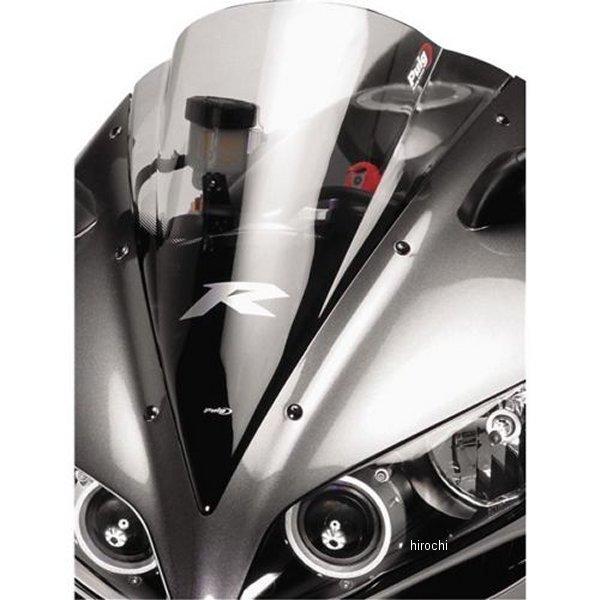【USA在庫あり】 プーチ Puig ウインドスクリーン レーシング 06年-07年 GSX-R750、GSX-R600 スモーク 301449 HD