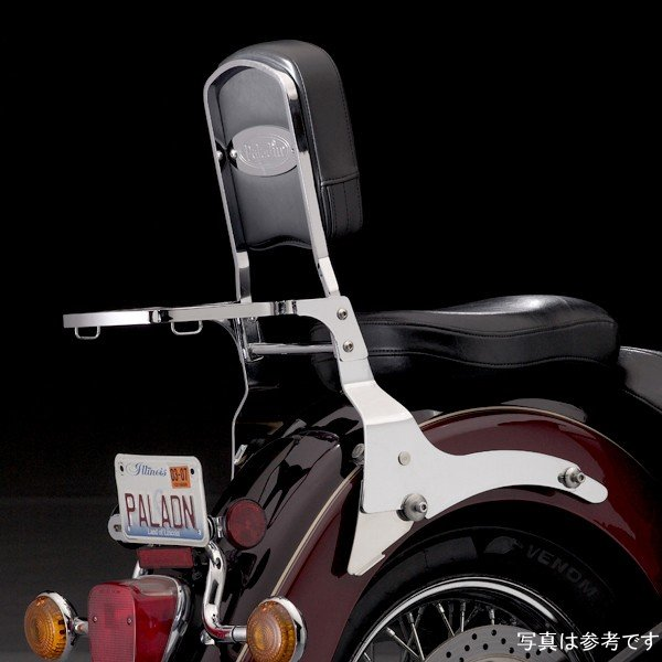 【USA在庫あり】 ナショナルサイクル National Cycle マウントキット パラディン 00年-09年 XVS1100A クローム 558156 HD