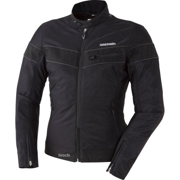 ゴールドウイン GOLDWIN 春夏モデル エアライダーメッシュジャケット レディース用 黒 WLサイズ GSM22807 HD店