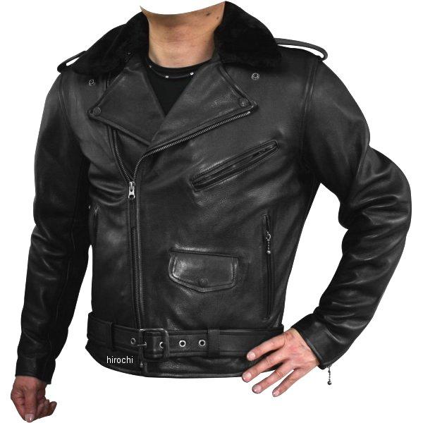 モトフィールド MOTO FIELD レザージャケット 黒 4Lサイズ MF-LJ98K HD店