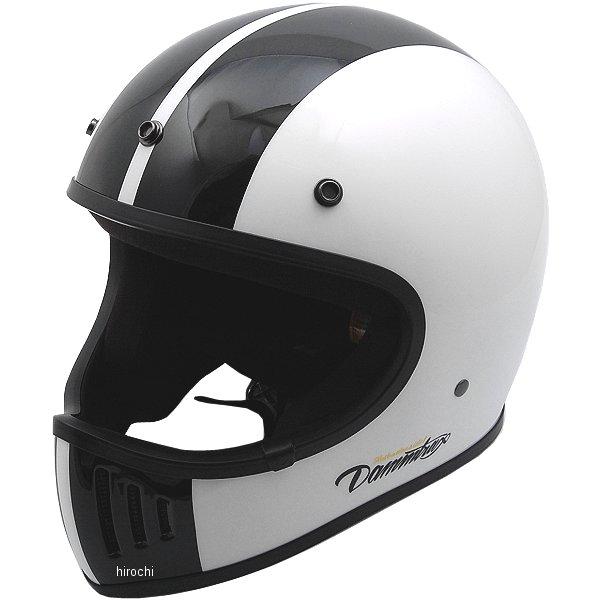 ダムトラックス DAMMTRAX フルフェイスヘルメット BLASTER COBRA-改 ブラスターコブラ-カイ 白 Mサイズ 4560185906567 HD店
