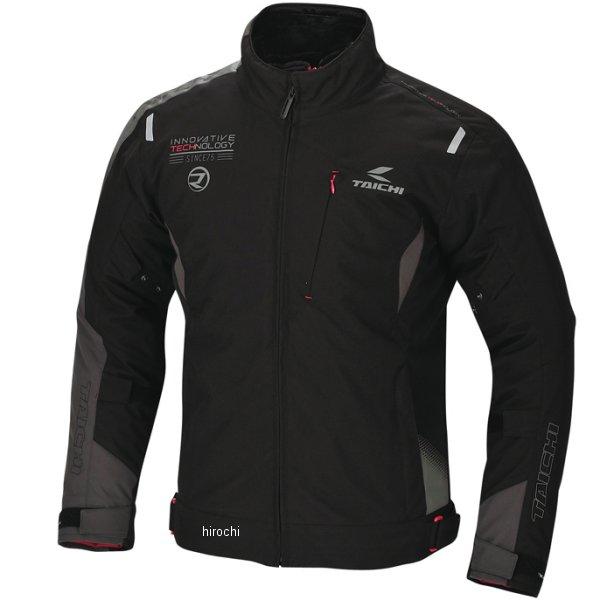 RSタイチ 2018年春夏モデル レーサー オールシーズン ジャケット 黒/チャコール XXLサイズ RSJ710BK04XXL HD店