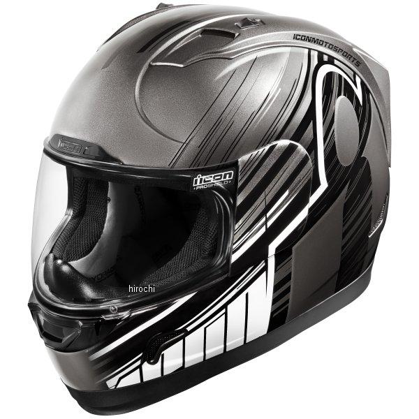 【USA在庫あり】 アイコン ICON フルフェイスヘルメット Alliance OverLord 黒 2XLサイズ(63cm-64cm) 0101-10698 HD店