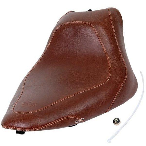 【USA在庫あり】 マスタング Mustang シート ソロ ワイド Tripper FLS ブラウン 0802-0771 HD店