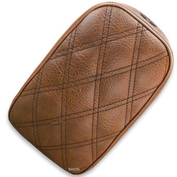 【USA在庫あり】 サドルメン Saddlemen ピリオンパッド LS 6インチ(152mm) 茶 0807-0197 HD店