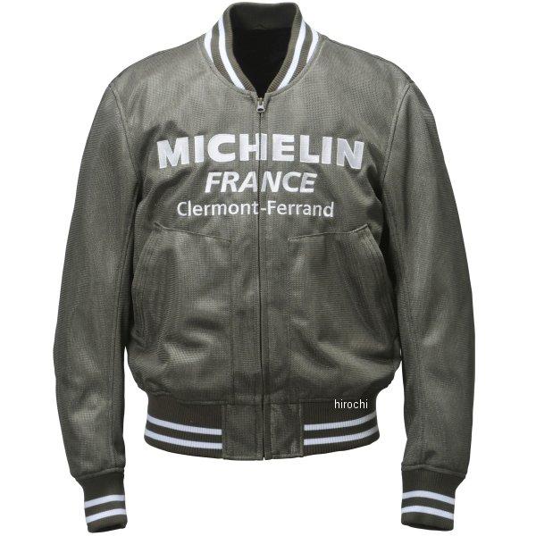 ミシュラン MICHELIN 2018年春夏モデル メッシュジャケット オリーブ 2XLサイズ ML18109S HD店