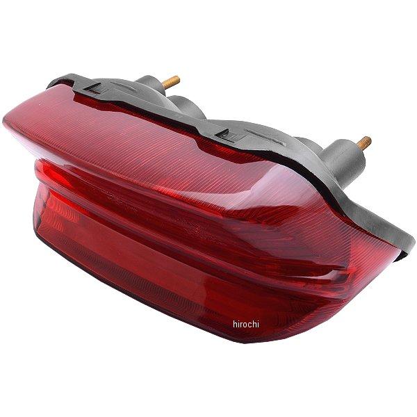 【メーカー在庫あり】 ポッシュ POSH LEDテールランプユニット 95年-08年 XJR1300、XJR400 赤 062190-90 HD店