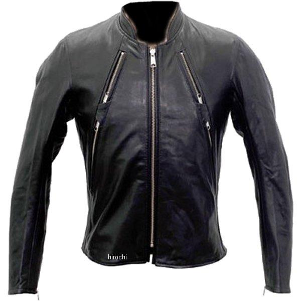 カドヤ KADOYA 春夏モデル レザージャケット NA-SPARTACUS 黒 3Lサイズ 1178 HD店