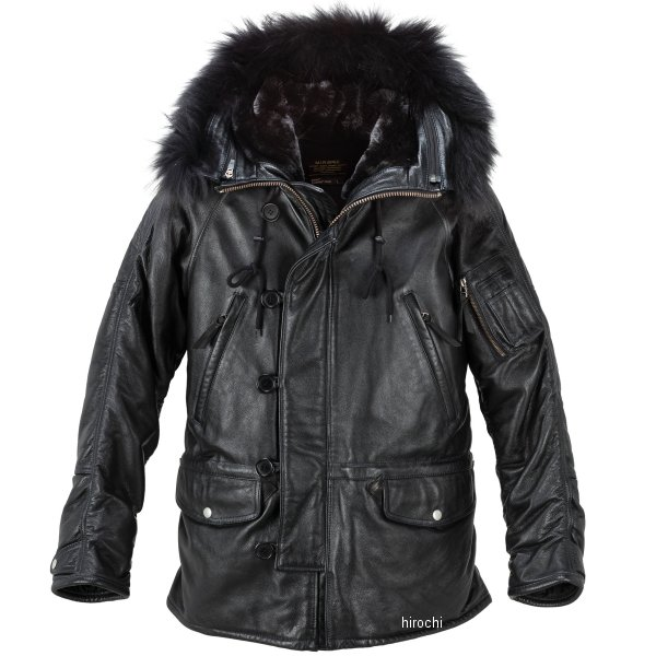 1185 カドヤ KADOYA 秋冬モデル 革ジャン シングル N-3R 黒 3Lサイズ 1185-1/BK3L HD店
