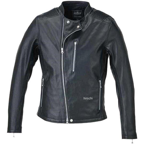 カドヤ KADOYA 春夏モデル レザージャケット ATLAS 黒 LLサイズ 1186-0 HD店