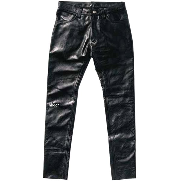 カドヤ KADOYA 2018年春夏モデル レザーパンツ LTR-PANTS 黒 LLサイズ 2268-0 HD店